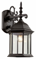 Trans Globe 4353 Small 14 Inch Tall Outdoor Traditional Wall Lamp