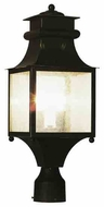 Trans Globe 45634 The Outdoor Collection VII Outdoor Post Light