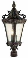 Trans Globe 4842 The Outdoor Collection VIII Traditional Outdoor Post Lamp