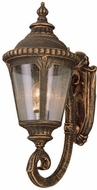 Trans Globe 5040-BC Commons Contemporary Black Copper Exterior Lighting Wall Sconce