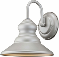 Trans Globe 50540-SL Traditional Silver Outdoor Wall Lamp