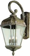 Trans Globe 5152 Covington Traditional Outdoor 17.75 Lighting Wall Sconce