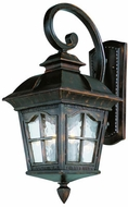 Trans Globe 5420-AR Briarwood Traditional Antique Rust Exterior Wall Lighting Sconce