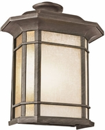 Trans Globe 5822-1-RT San Miguel Rust Exterior 9.5 Lighting Wall Sconce