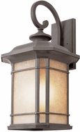 Trans Globe 5822-RT San Miguel Rust Exterior 11 Wall Sconce Lighting