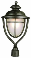 Trans Globe 5853 The Outdoor Collection Nautical Outdoor Post Light