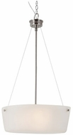 Trans Globe 70336-BN Fusion Modern Brushed Nickel Lighting Pendant