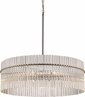 Trans Globe 71098-PC Vienna Modern Polished Chrome 36  Pendant Lighting Fixture
