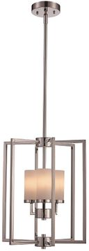 Trans Globe 71363-PC Transformation Contemporary Polished Chrome 13.5  Entryway Light Fixture
