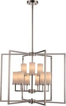 Trans Globe 71369-PC Transformation Contemporary Polished Chrome 27  Entryway Light Fixture