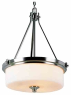 Trans Globe 7927 Young and Hip Corner II Modern Pendant Light