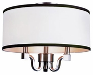 Trans Globe 7970-BN Montclair Brushed Nickel Ceiling Lighting