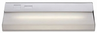 Trans Globe CAB-12-WH Signature Modern White Fluorescent 12  Cabinet Lighting
