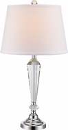 Trans Globe CTL-594-PC Laguna Polished Chrome Table Lamp Lighting