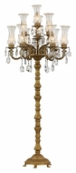 Trans Globe JA-10FL CP Copper Finish Traditional 67 Inch Tall Floor Lamp