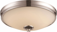 Trans Globe LED-30079-PC Polished Chrome LED 11  Ceiling Light