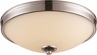 Trans Globe LED-30080-PC Polished Chrome LED 13  Ceiling Light Fixture