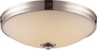 Trans Globe LED-30081-PC Polished Chrome LED 15  Overhead Lighting