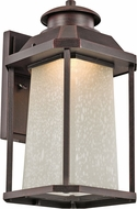 Trans Globe LED-40932-RT Southfield Rust LED Outdoor Wall Sconce Lighting