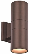 Trans Globe LED-40960-BZ Compact Bronze LED Outdoor 3.5 Wall Sconce Lighting