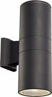 Trans Globe LED-40961-BK Compact Modern Black LED Exterior 12  Wall Lighting Sconce