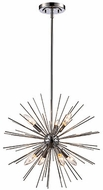 Trans Globe MDN-1451-PC Collina Contemporary Polished Chrome 20  Drop Lighting Fixture