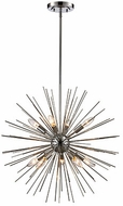 Trans Globe MDN-1452-PC Collina Modern Polished Chrome 24  Lighting Pendant