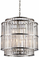 Trans Globe MDN-1458 Dapper Contemporary Polished Chrome 20  Pendant Lighting Fixture