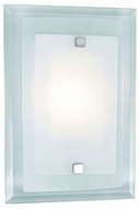 Trans Globe MDN-845 Norfolk Contemporary Polished Chrome Wall Sconce Lighting