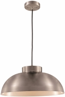 Trans Globe PND-2116-BN Jax Contemporary Brushed Nickel 16.5  Drop Lighting