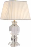 Trans Globe RTL-8804 Polished Chrome Side Table Lamp