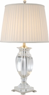 Trans Globe RTL-8812 Silver Table Lamp