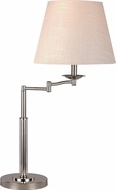Trans Globe RTL-8877-PN Polished Nickel Lighting Table Lamp