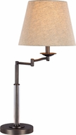 Trans Globe RTL-8877-WB Weathered Bronze Table Lamp Lighting