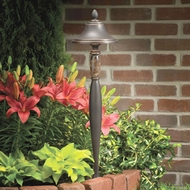 Transitional Landscape Lighting