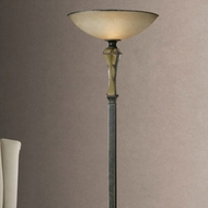 Transitional Torchiere Lamps