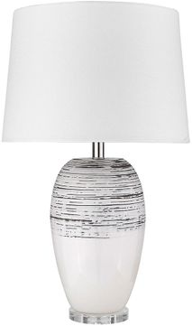 Trend TT80154 Trend Home Polished Nickel Table Light