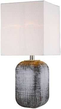 Trend TT80158 Trend Home Polished Nickel Table Top Lamp