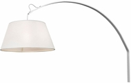 Trend TW40080WH Della Modern White Wall Sconce