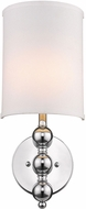 Trend TW6358 St. Clare Modern Polished Chrome Wall Lighting