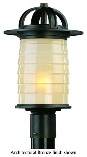 Troy 2255 tiburon contemporary outdoor post light tro 2255 troy 2255 tiburon contemporary outdoor post light loading zoom aloadofball Images