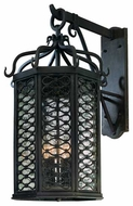 Troy 2374 Los Olivos Large Old World Outdoor Wall Sconce