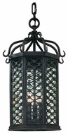 Troy 2377 Los Olivos Small Old World Outdoor Pendant Light