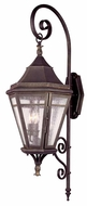 Troy B1272NR Morgan Hill Traditional Outdoor Wall Lantern - 13 inches wide