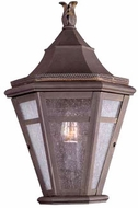 Troy B1278NR Morgan Hill Traditional Outdoor Wall Sconce - 10 inches wide