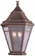 Troy B1279NR Morgan Hill Traditional Outdoor Wall Sconce - 13 inches wide