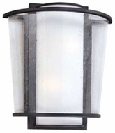 Troy B1351FBZ Bennington Contemporary Outdoor Wall Sconce - 9 inches wide