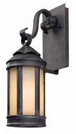 Troy B1462AI Anderson's Forge Outdoor Wall Lantern - 7 inches wide