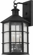 Troy B2512-FRN Lake County Traditional French Iron Exterior Light Sconce