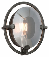 Troy B2821 Prism Graphite Finish 7 Wide Lamp Sconce